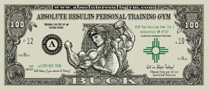 Trial Fitness Coupon